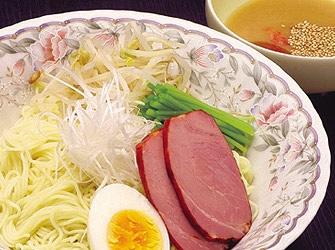 冷製つけ麺