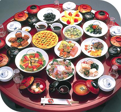 和・華・蘭を代表する 卓袱料理