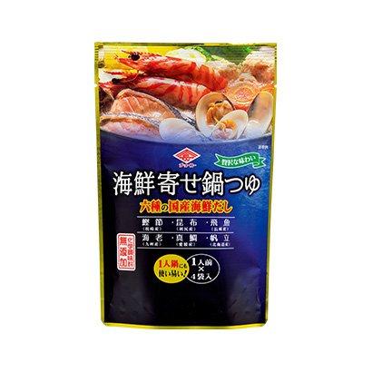 海鮮寄せ鍋つゆ