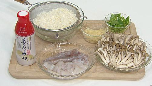 イカとキノコの炊き込みごはん_sub