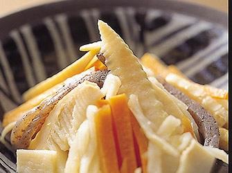 切り干し大根の炒め煮