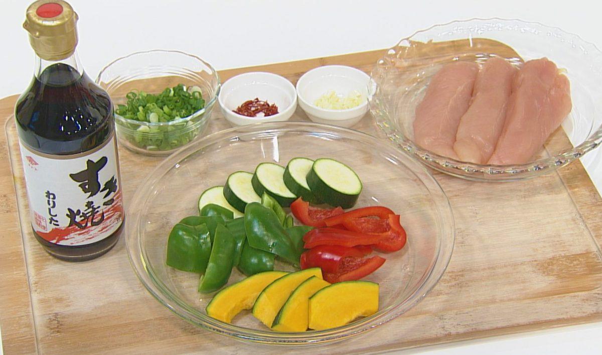 夏野菜のおかず焼き浸し_sub