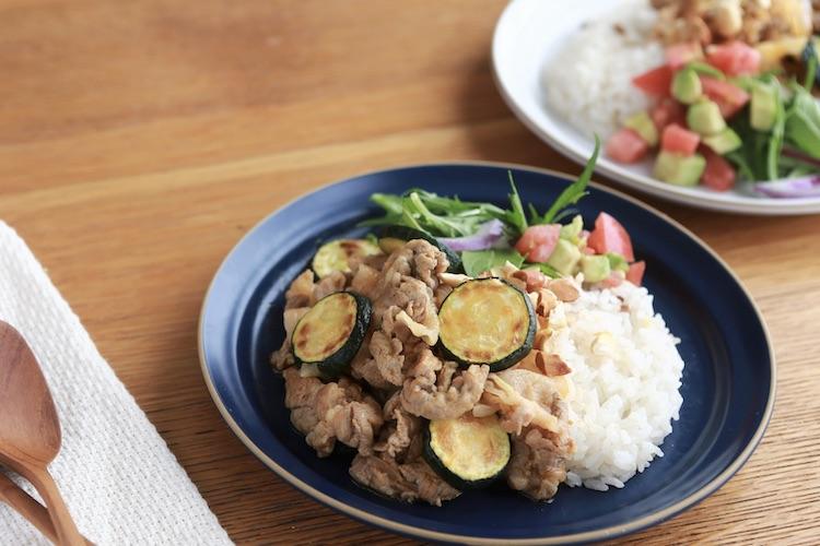 レシピ,酢,カレー,夏野菜,チョーコー,醤油